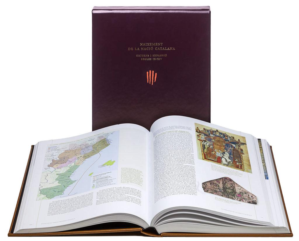 Naixement de la nació catalana