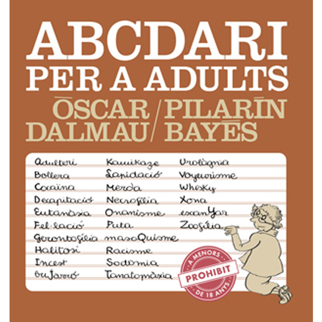abcdari per a adults