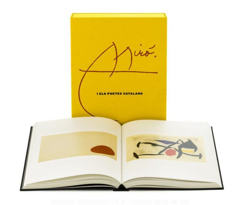 'Miró i els poetes catalans', recull de premsa