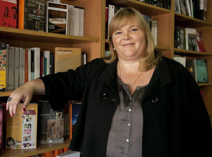 Ester Pujol, nova directora editorial de la Divisió de Llibreries del Grup Enciclopèdia Catalana