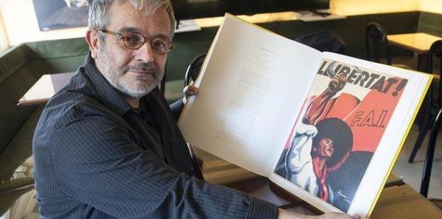 Presentació a premsa de l'obra 'Pintura catalana. Les avantguardes'