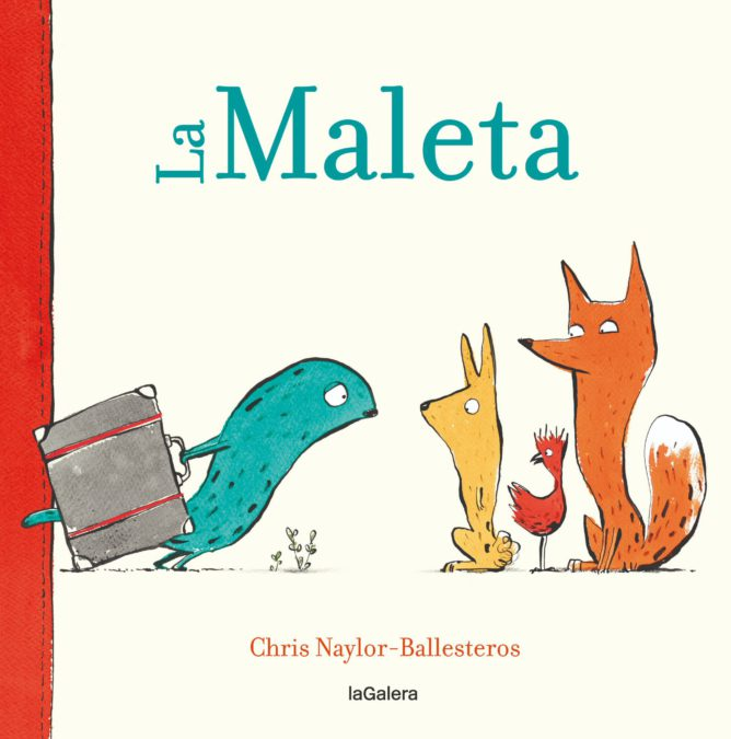 La Maleta, de la Galera, nominada als 'CILIP Carnegie and Kate Greenaway Awards 2020'